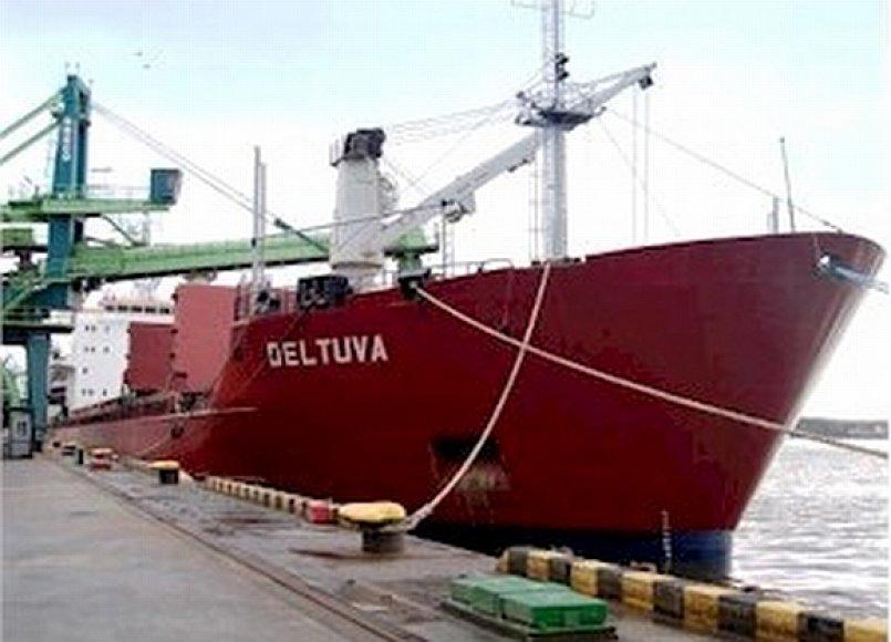 """Laivas """"Deltuva"""""""