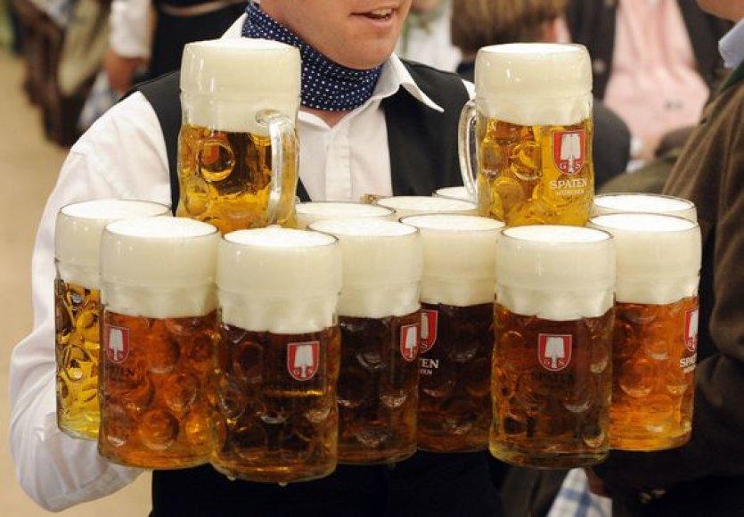 """Oktoberfest"" Vokietijoje"