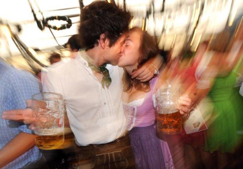 "176-oji alaus šventė ""Oktoberfest"""