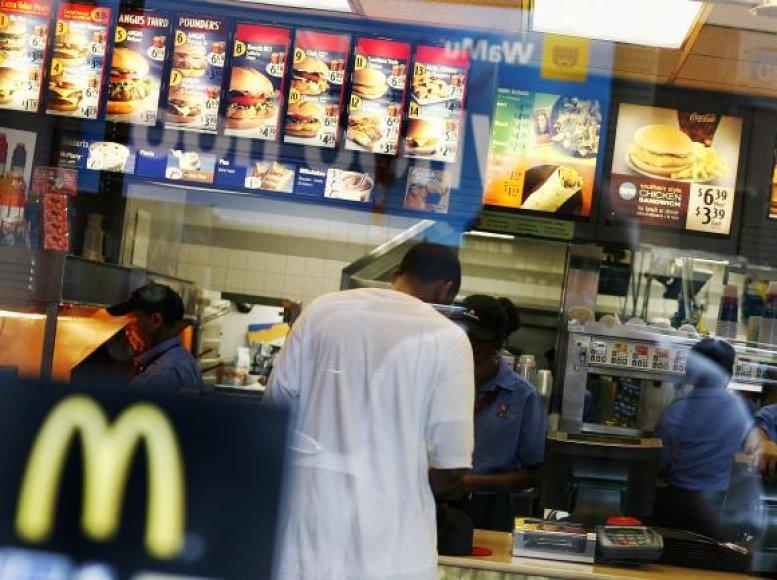 """""""McDonald's"""" užkandinė"""