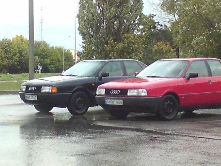 Šios markės vokiški automobiliai Lietuvoje mėgstami ir populiarūs.