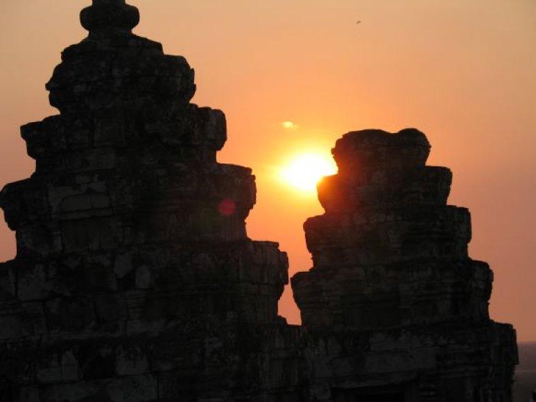 Ankor Vatas, Kambodža
