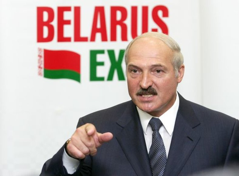 Baltarusijos prezidentas A.Lukašenka