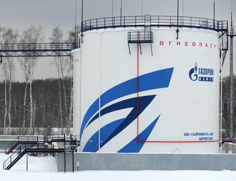 """Gazprom"""