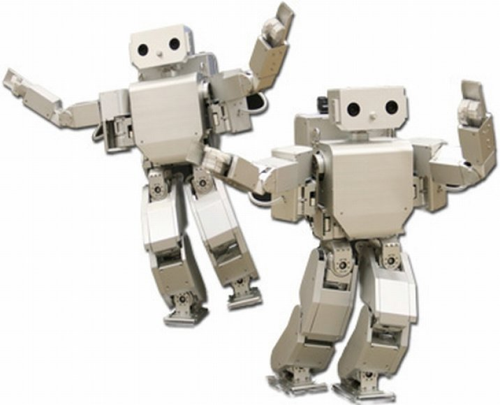 Robotai. Asociatyvinė nuotr.