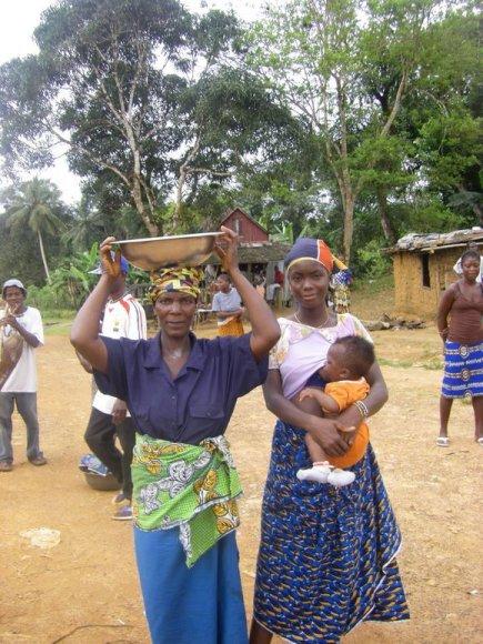 Liberijoje