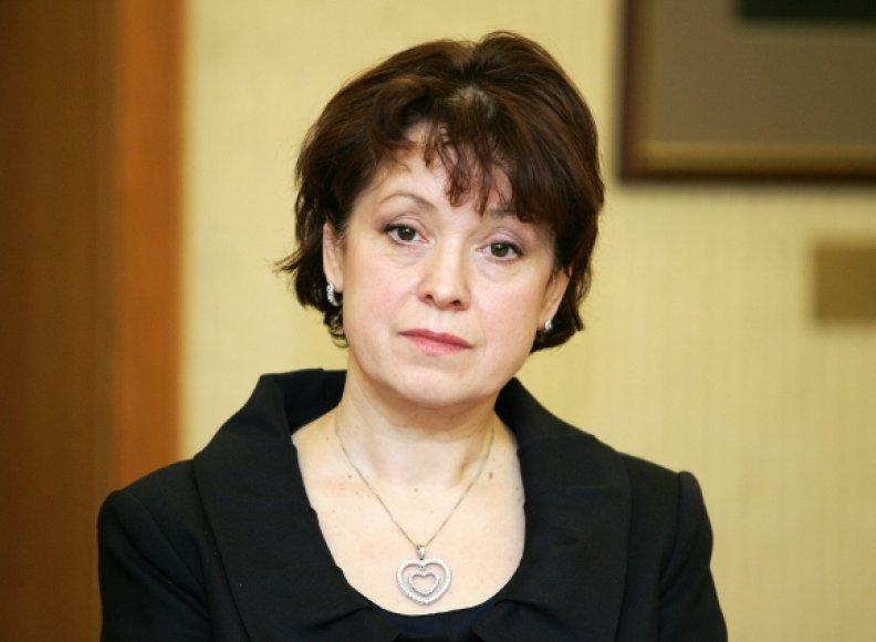 Lietuvos delegacijos ESBO PA vadovė Vilija Aleknaitė-Abramikienė