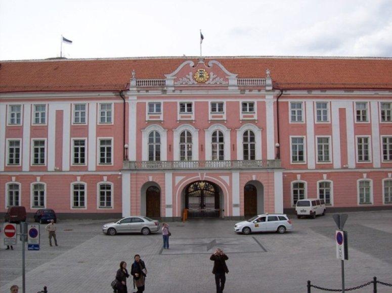 Estijos parlamento rūmai
