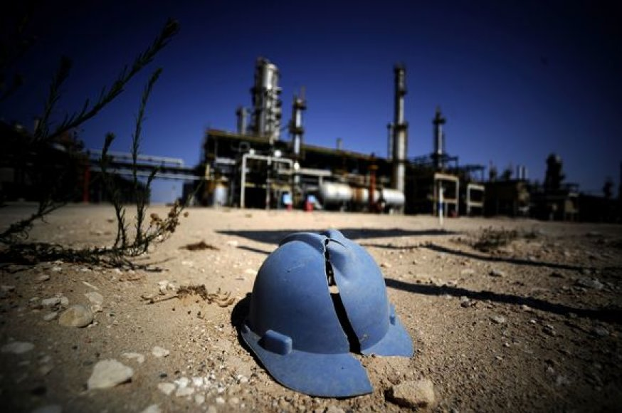 Nafta Libijoje