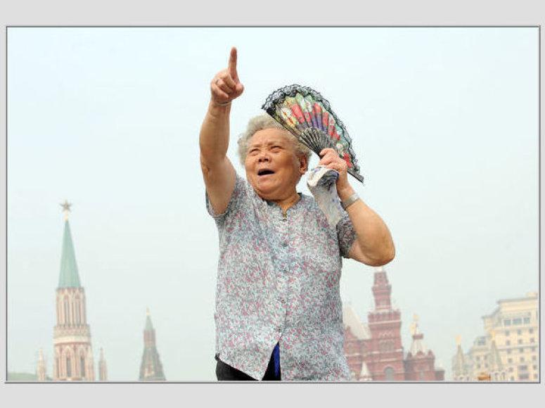"""Nepaklusnūs Rusijos turistai traukiami į """"juoduosius sąrašus"""""""