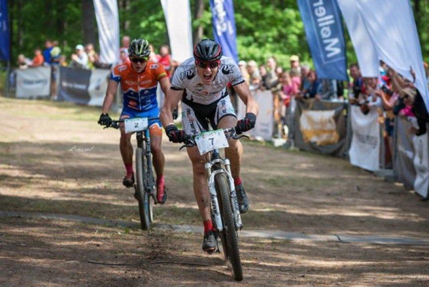 MTB dviračių varžybos