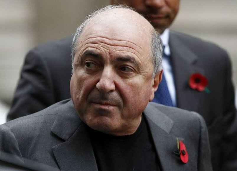 Borisas Berezovskis (1946-2013)