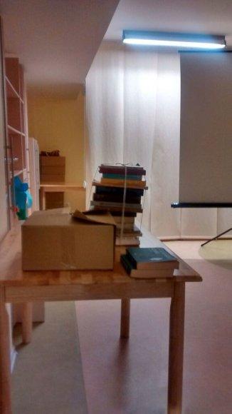 Kviečiame dovanoti knygas senelių namams