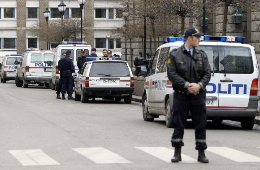 Norvegijos policininkai