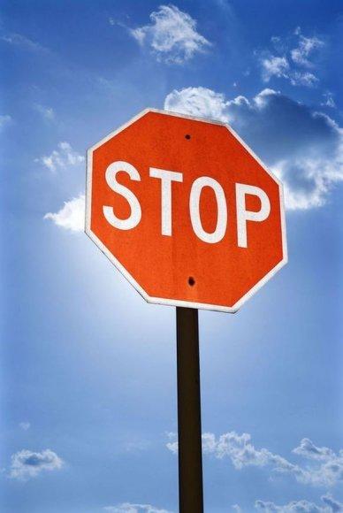 Stop ženklas