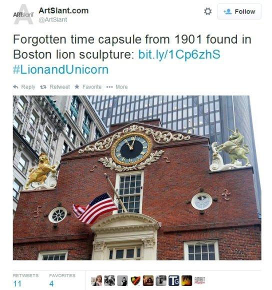 Bostono liūtas
