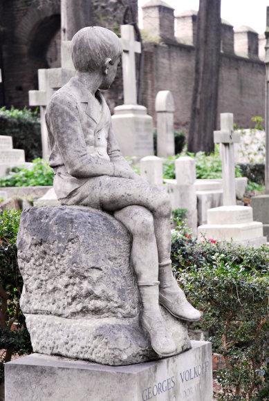 Protestantų kapinės Romoje (Italija)
