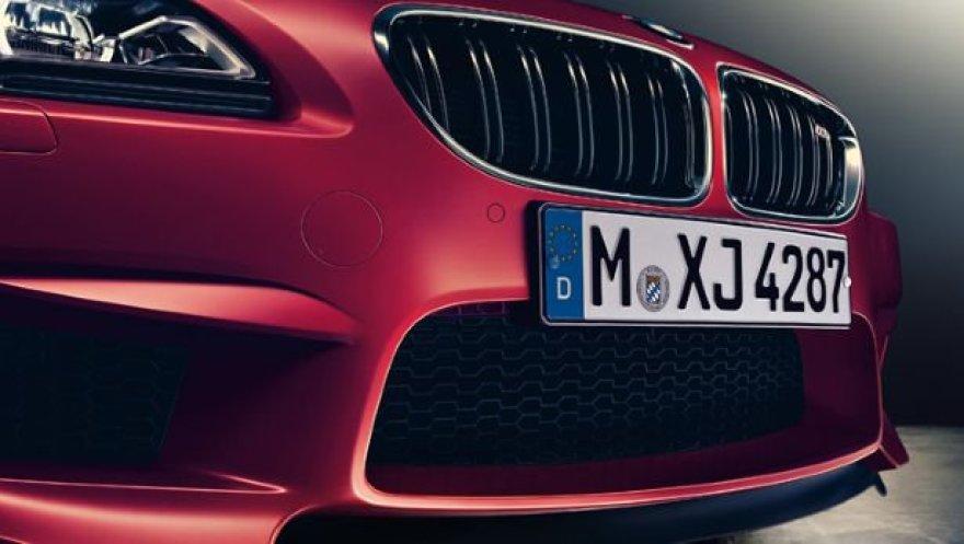 "Naujasis ""BMW M6"""