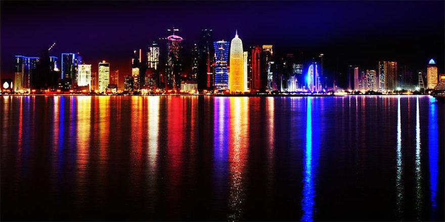 Doha naktį