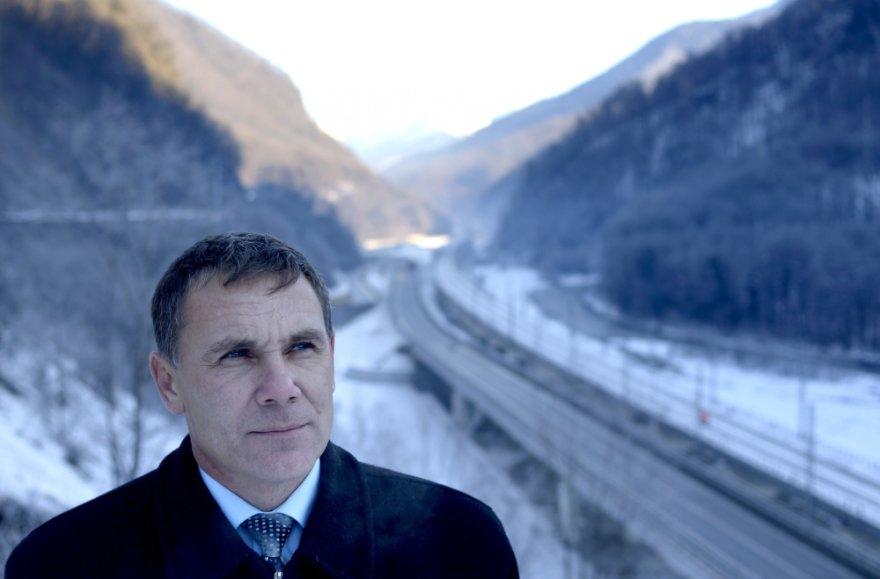 Rusijos aplinkosaugos aktyvistas Jevgenijus Vitiška