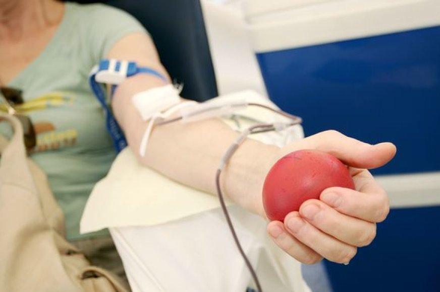 Kraujo donoras