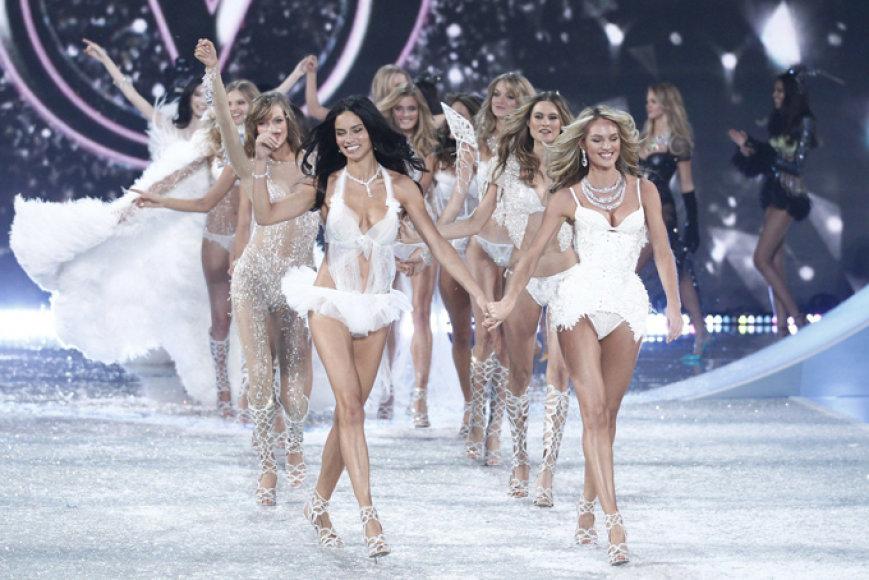 2013 metų Victoria's Secret mados šou Niujorke, JAV.