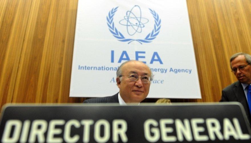 Tarptautinės atominės energetikos agentūros (TATENA) generalinis direktorius Yukiya Amano