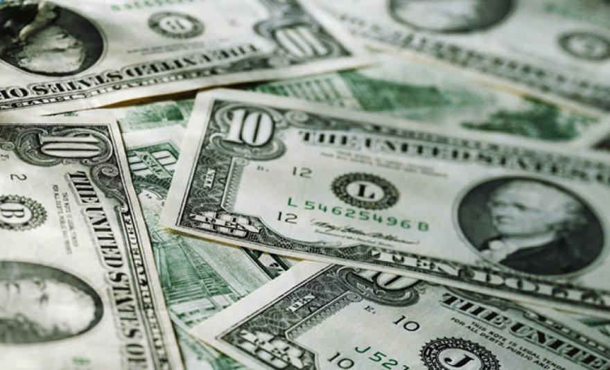Jungtinių Amerikos Valstijų doleriai