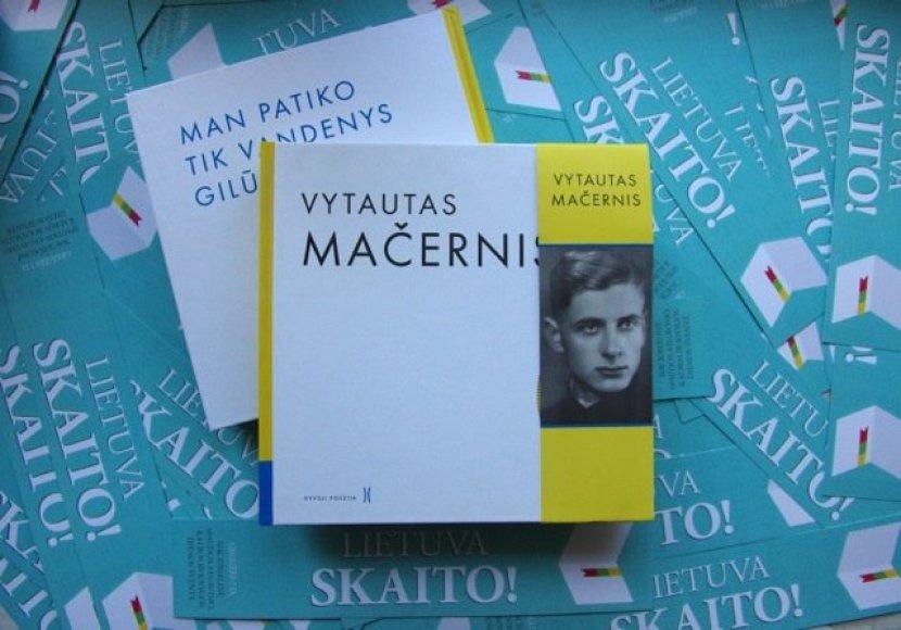 Vytauto Mačernio poezijos skaitymai