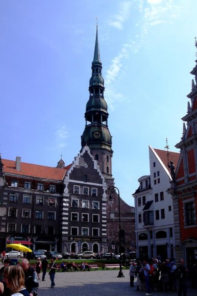 Bendradarbių kelionė į Latviją ir Švediją