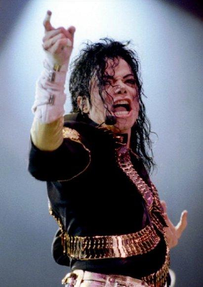Prieš 55-erius metus gimė Michaelas Jacksonas