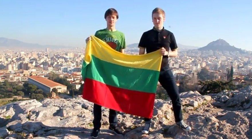 Vytautas ir Karolis iš Atėnų