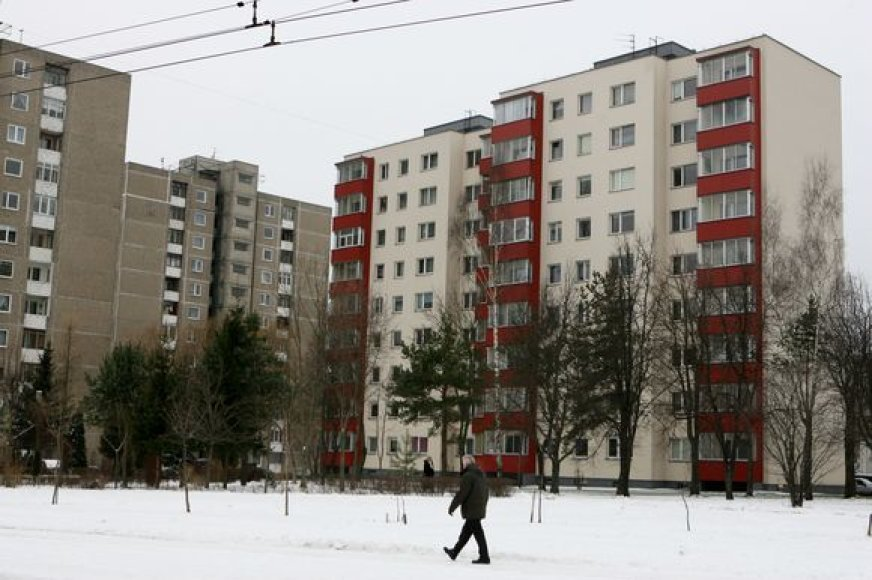 Kauno A.Ramanausko-Vanago gatvės 3-iojo namo gyventojai mažesnėmis sąskaitomis už šildymą džiaugėsi jau pernai žiemą.