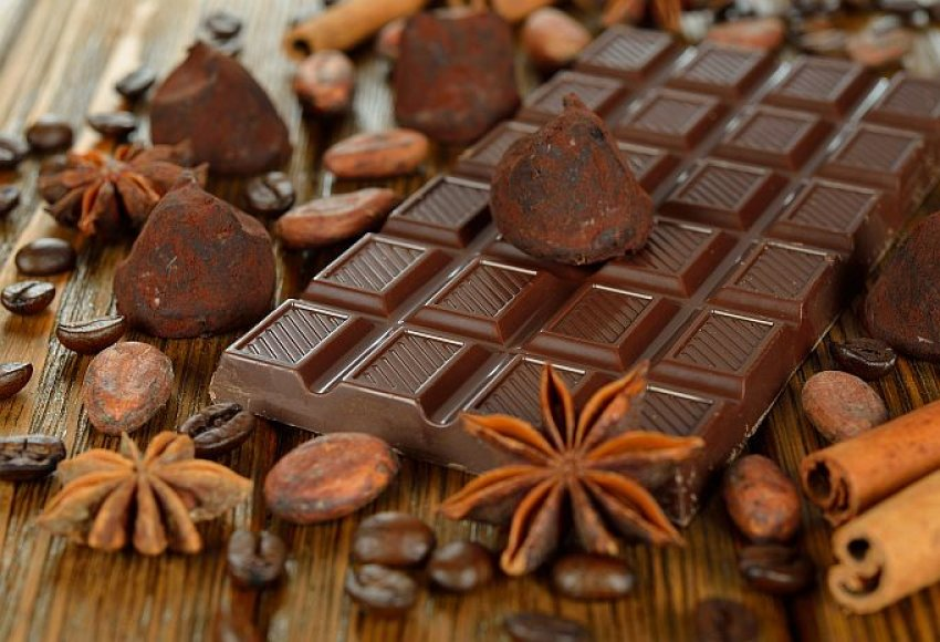 Šokoladiniai triufeliai