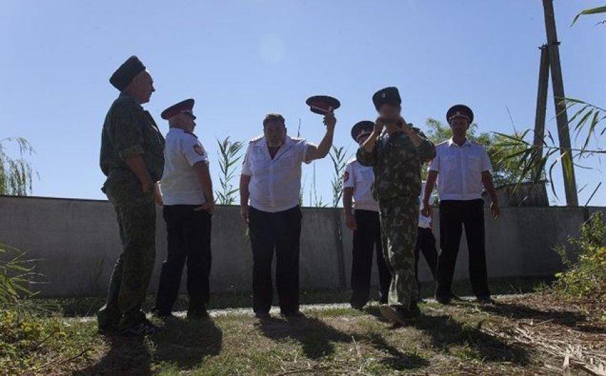 Policijos pareigūnai Kubanėje