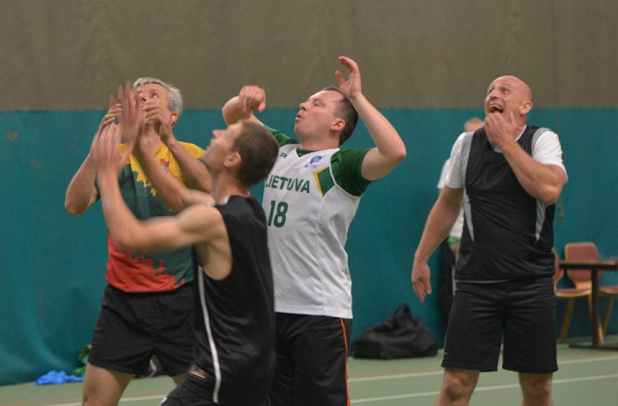 Briuselio NATO sporto centre šį savaitgalį šeimininkauja lietuviai