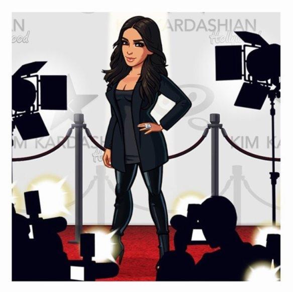 Kim Kardashian žaidimas