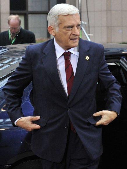 Europos parlamento prezidentas Jerzy Buzekas