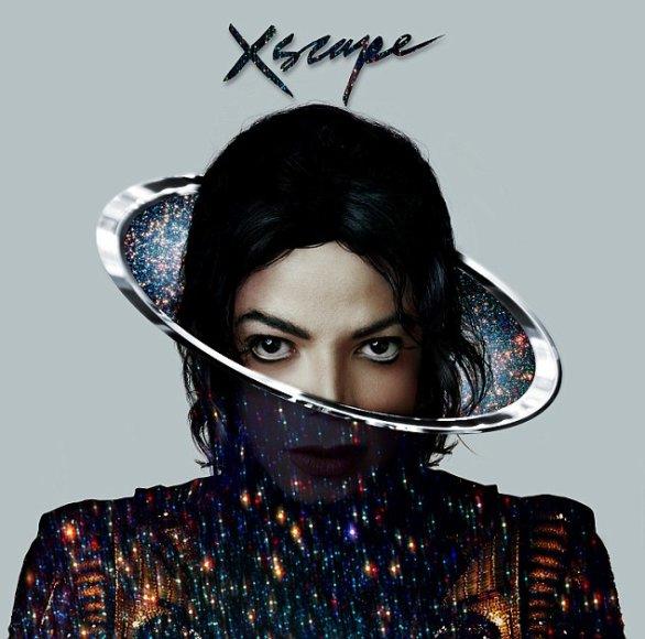 """Michaelo Jacksono albumo """"Xscape"""" viršelis"""