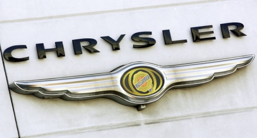 """Chrysler"" logotipas"