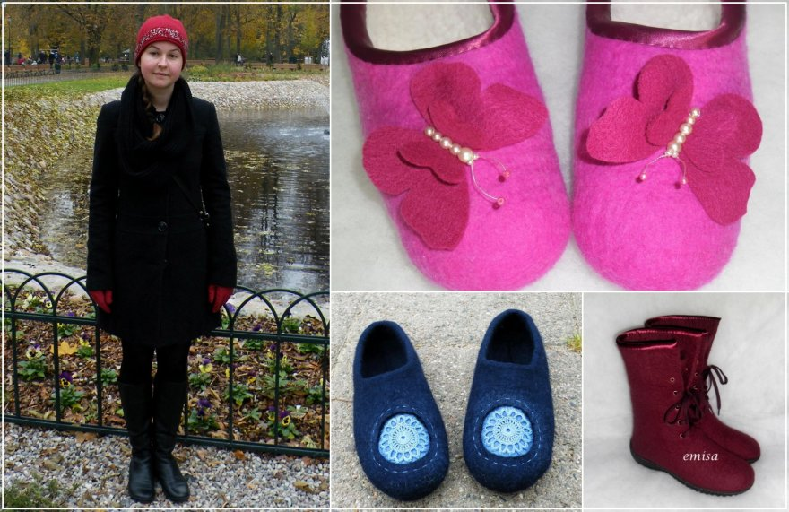 """Emilijos Šaulytės kurti batai ir """"tapukai"""""""