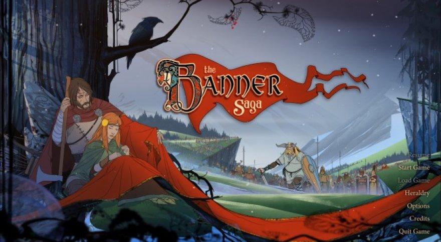 """Kompiuterinis žaidimas""""The Banner Saga"""""""