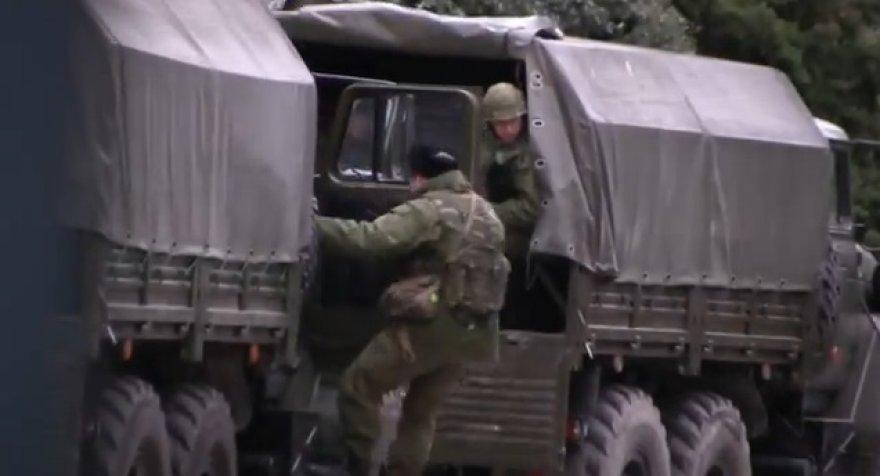 Rusijos kariai Ukrainoje