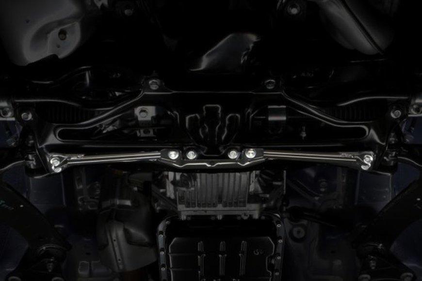 """""""Subaru Forester STI"""" skirtas tik Japonijai"""