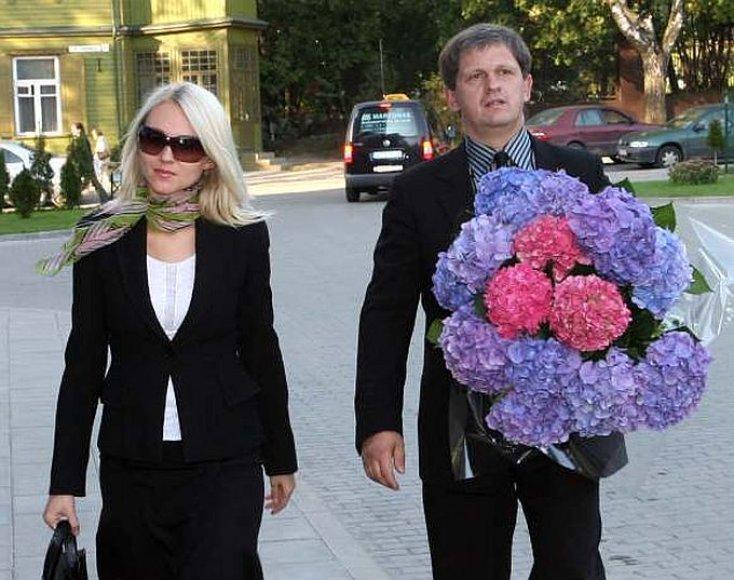 Lina ir Nerijus Numavičiai
