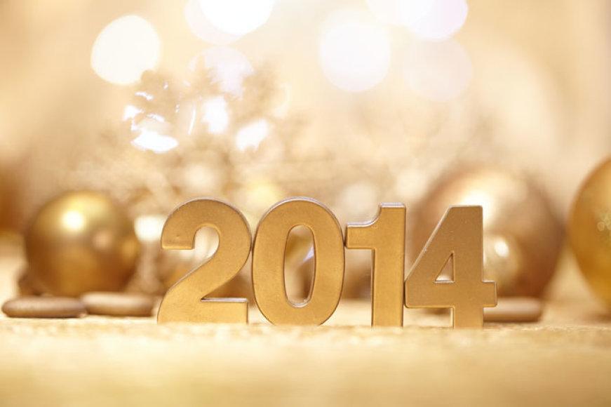 2014-ieji metai