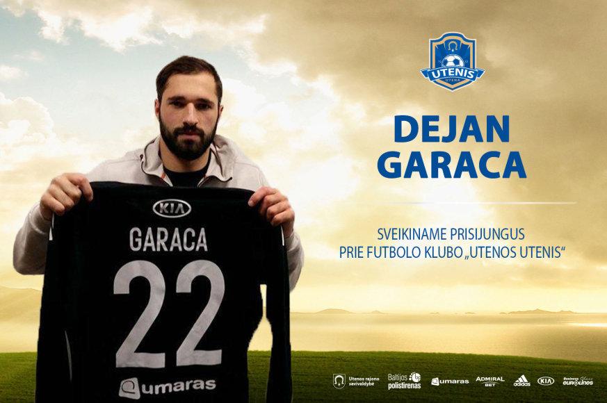 Dejanas Garača