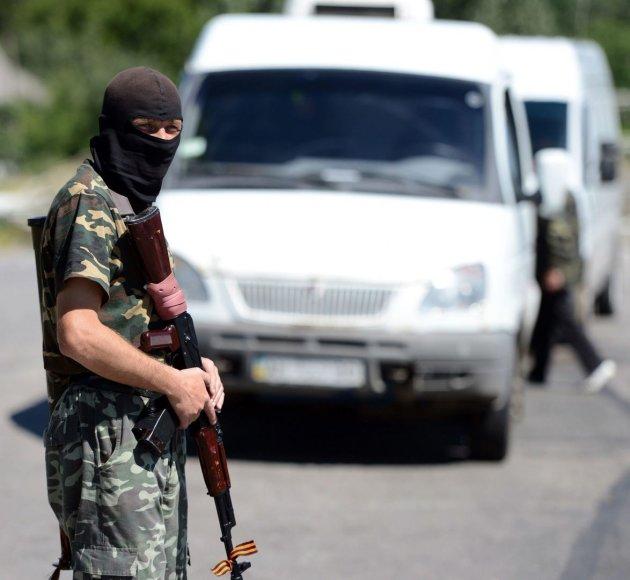 Teroristai Ukrainoje
