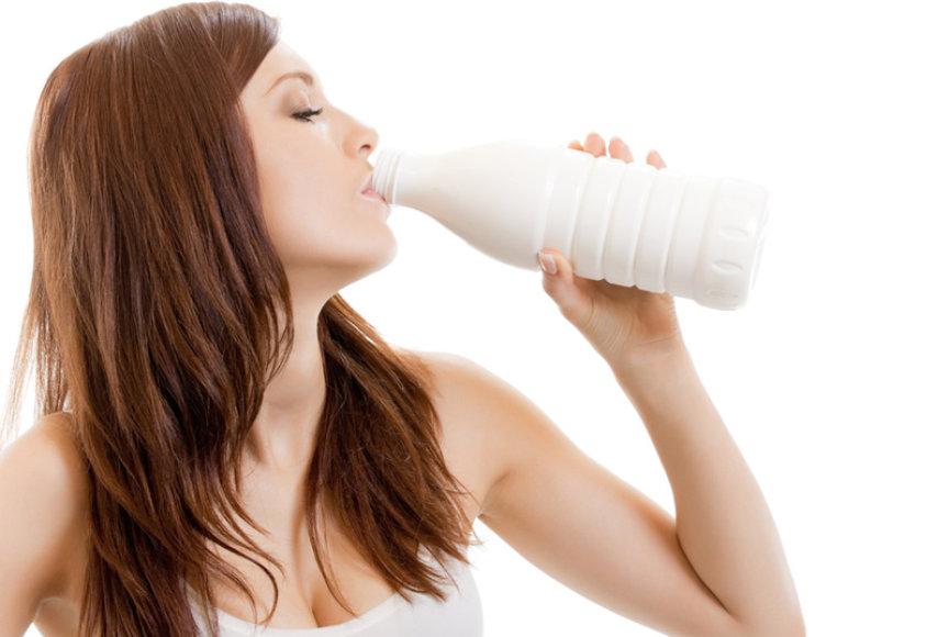 Rauginti pieno produktai – tikras eliksyras žarnynui.