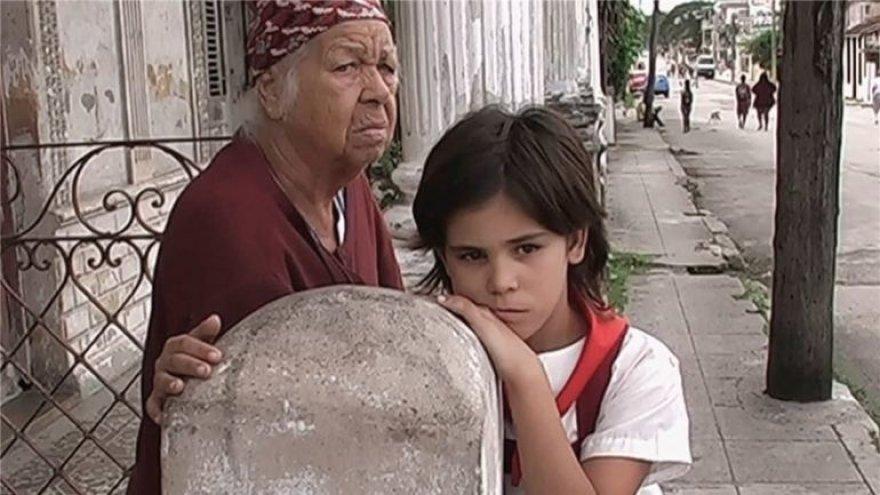 """Dokumentinės juostos """"Mes esame Kuba"""" stop kadras"""
